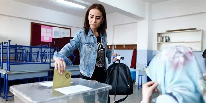 Türkiye geleceğini oyladı