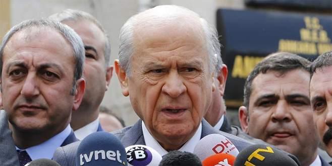 MHP Genel Başkanı Bahçeli'den referandum değerlendirmesi