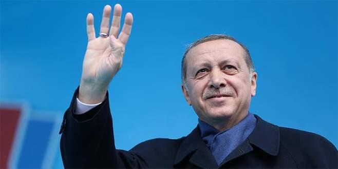 Cumhurbaşkanı Erdoğan'ın açıklama yapması bekleniyor