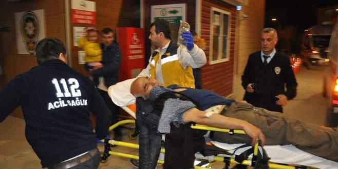 Bursa'da dünürü ve gelinine kurşun yağdırdı: 1 ölü