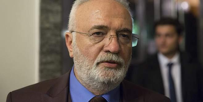 Cumhurbaşkanımız kabul ederse AK Parti üyesi olması bizim için şeref