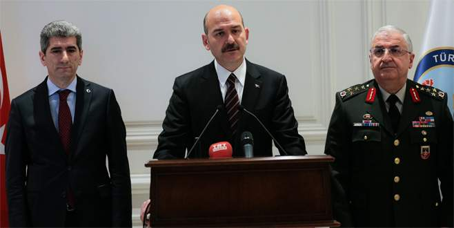 İçişleri Bakanı Soylu: Kaza hava şartlarından dolayı