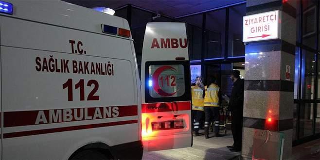 Ağrı'daki terör saldırısında bir asker şehit oldu