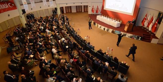 Bursa'nın dönüşümü masaya yatırıldı