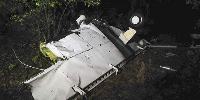 ABD'de uçak kazası: 4 ölü