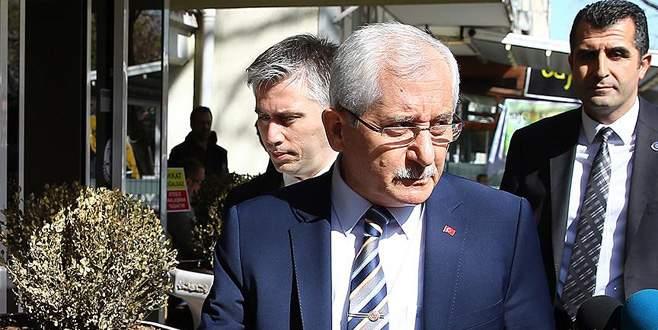 YSK Başkanı: Ben siyasi değilim, hakimim