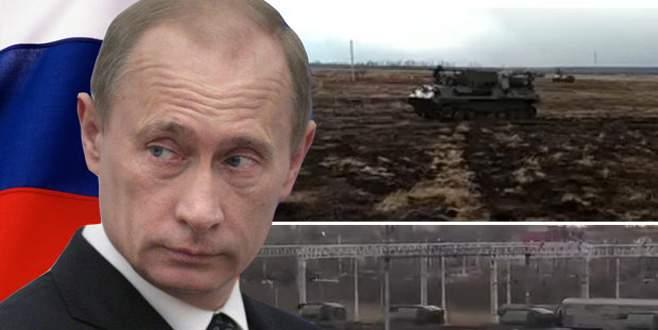 Putin'den Kim'e destek