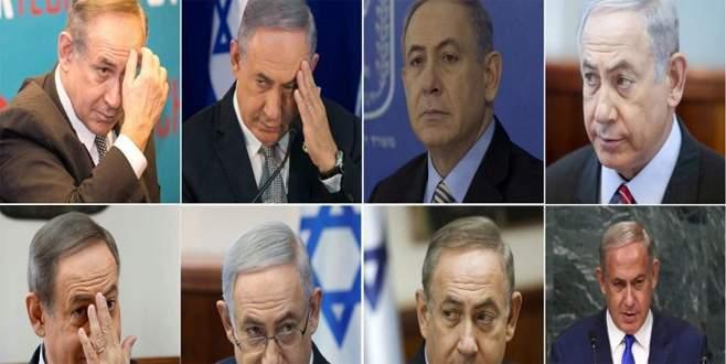 Netanyahu'nun saç rengi dert oldu