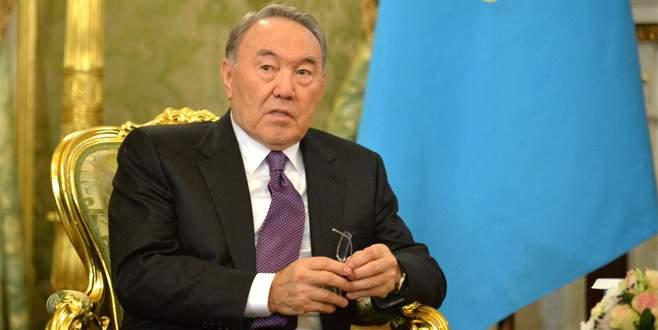 Nazarbayev'den sakal ve siyah çarşaf yorumu