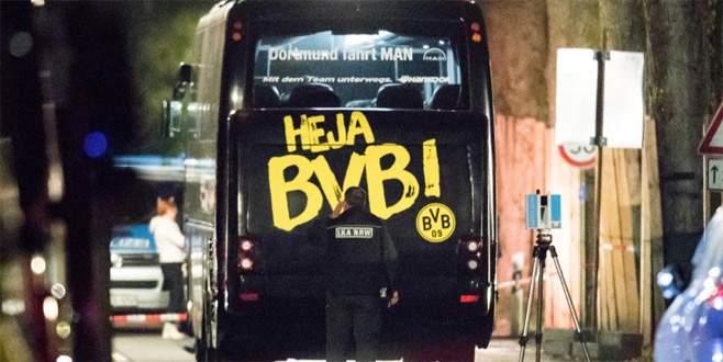 Dortmund saldırısı borsa işi çıktı