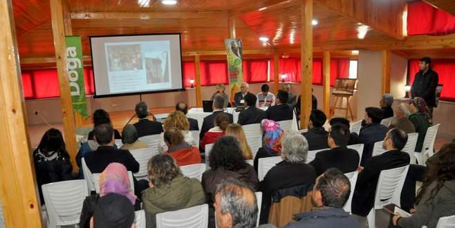 Eskikaraağaç'ta Kuş Konferansı
