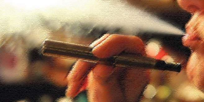 Elektronik sigara operasyonu: 6 gözaltı