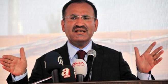 Adalet Bakanı Bozdağ: 'Hiçbir mahkemeye başvurulamaz'