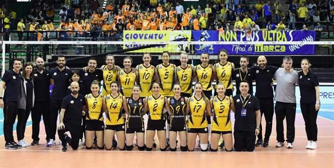 Kadınlar CEV Şampiyonlar Ligi'nde VakıfBank finalde