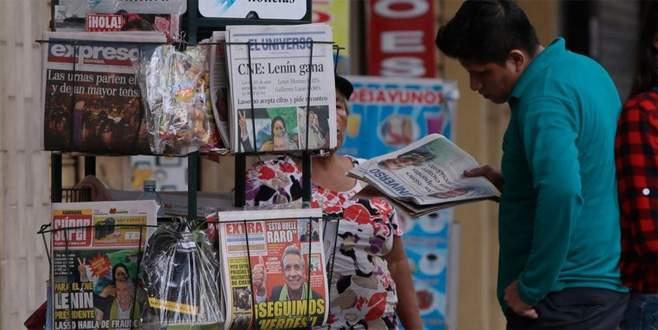 Yolsuzluk haberini yazmayan basına ceza