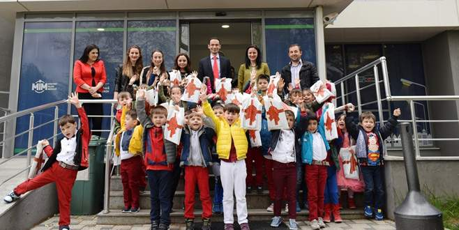 Limak Uludağ'da 23 Nisan coşkusu