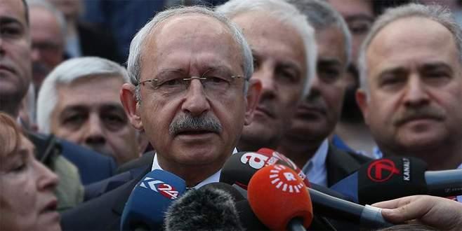 Kılıçdaroğlu: 'Sadece gerçekleri söyledim'