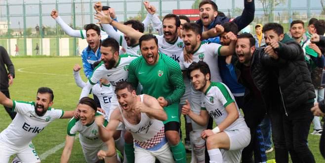 Kestel Belediye şampiyon: 3-1