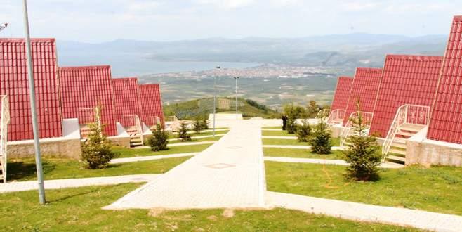 İznik'e Uludağ havası