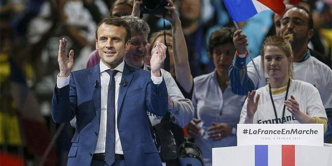Macron rüzgarı