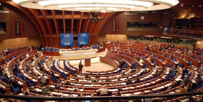 Avrupa Konseyi'nde gündem Türkiye