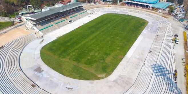 Bursa'da 1 Mayıs, Atatürk Stadyumu Meydanı'nda