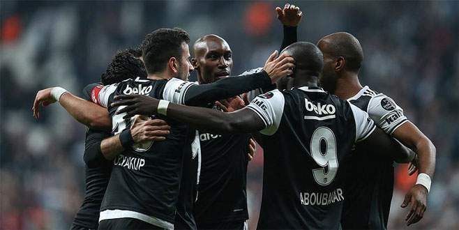 Beşiktaş 3-2 Adanaspor