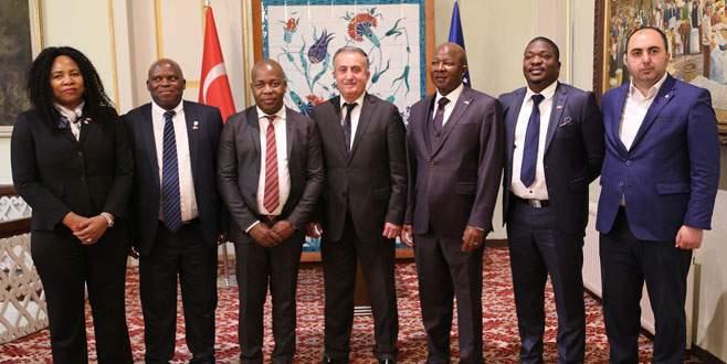 Güney Afrika ile işbirliği protokolü