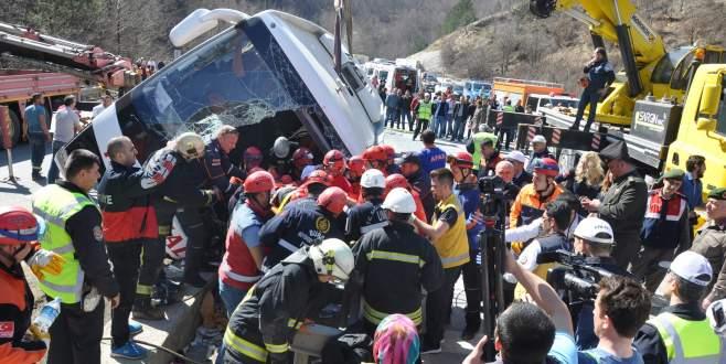 7 kadına mezar olan otobüsün şoförü hakkında flaş karar!