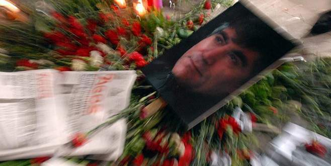 'Dink cinayeti Gülen'in başlangıç eylemi'