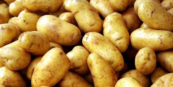 Patatesin de ateşi çıktı