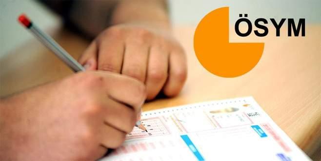 ÖSYM'den sınav başvurusu yapmayan adaylara müjde!