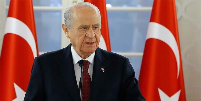 Devlet Bahçeli'den AKPM'nin 'Türkiye' kararına sert tepki