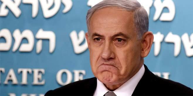 Netanyahu'dan ültimatom