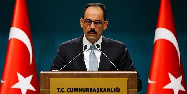 Cumhurbaşkanlığı'ndan AKPM'nin Türkiye kararına tepki