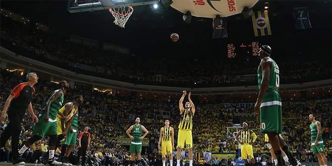 Fenerbahçe Dörtlü Final'de