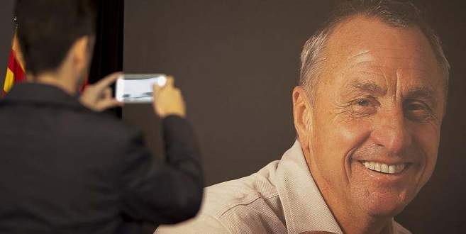 Efsane Cruyff unutulmuyor