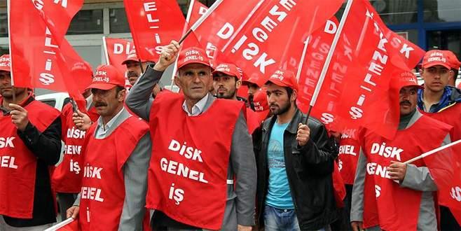 İstanbul'da 1 Mayıs Bakırköy'de