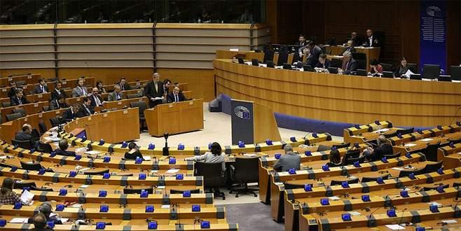 Siyasi denetim kararı Avrupa Parlamentosu'nda görüşüldü