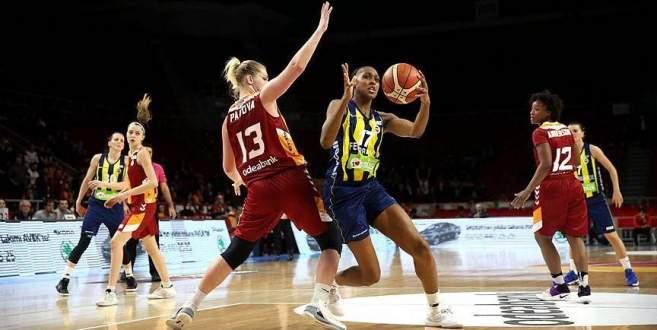 Kadınlar Basketbol Ligi'nde yarı final heyecanı