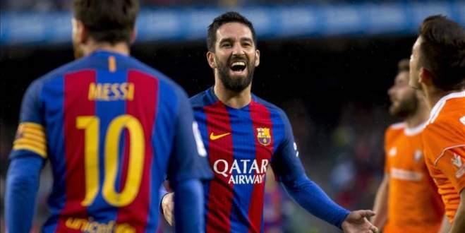 Barcelona'dan farklı galibiyet