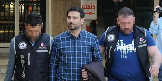 Görevden alınan vali yardımcısı FETÖ'den tutuklandı