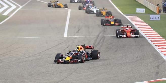 Formula 1'de heyecan Rusya'da sürecek
