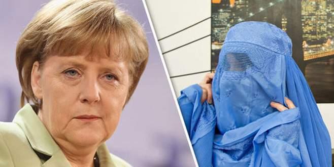 Almanya'da burka yasağı