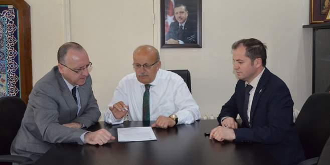 İznik'te hasta nakil aracı kampanyası