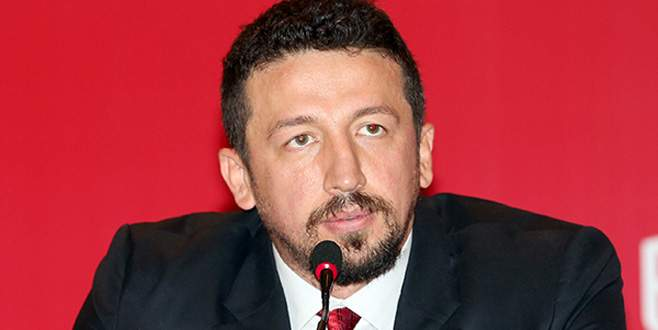 Timsah'tan Türkoğlu'na mektup!