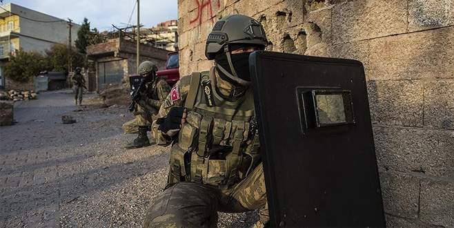 Van'da 3 PKK'lı terörist etkisiz hale getirildi