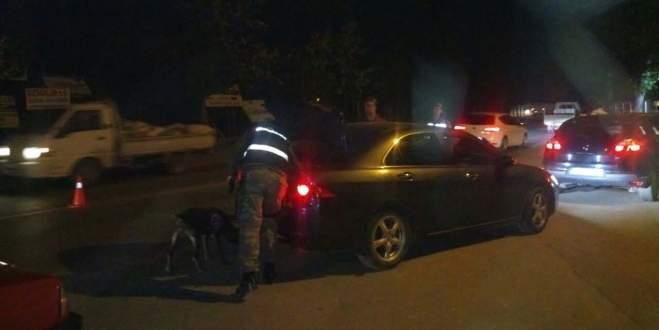 Bursa'da 42 ayrı noktada huzur operasyonu