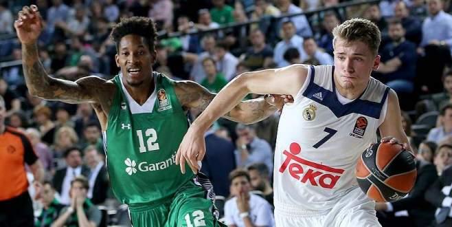 Play-off dördüncü maçlarının MVP'si Doncic