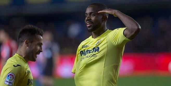 Bakambu'dan 5 maçta 6 gol